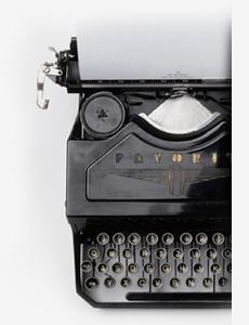 banner-typingmachine