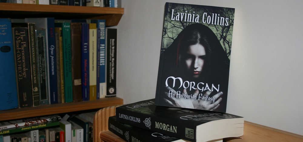 The paperback edition Of Morgan