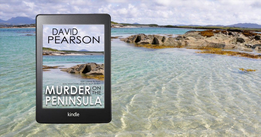Murder on the Peninsula book launch