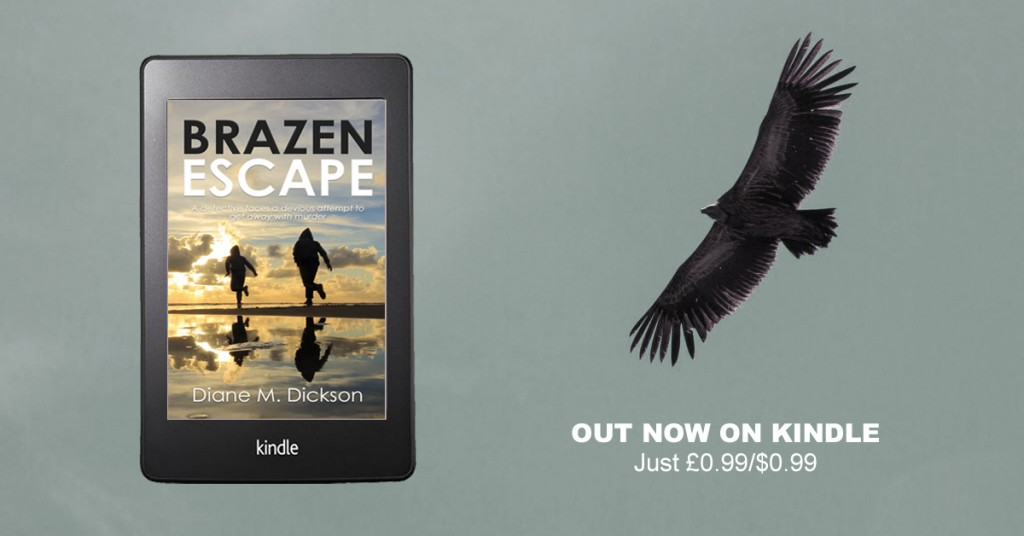 brazen escape by Diane Dickson