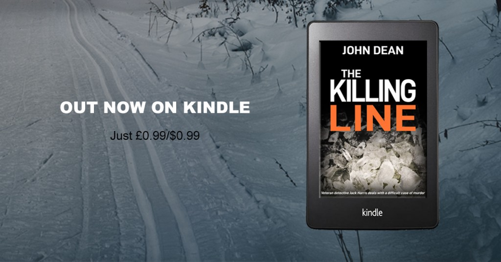 The Killing Line by John Dean