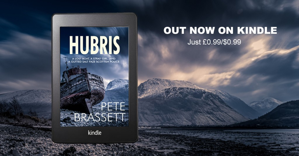 HUBRIS by Pete Brassett