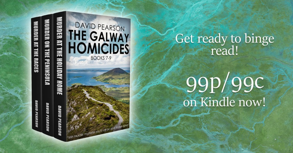 The Galway Homicides books 7-9