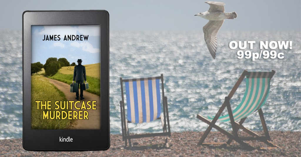 The Suitcase Murderer by James Andrew