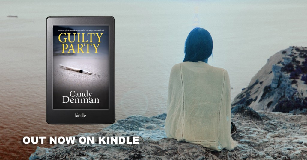 guilty party by Candy Denman