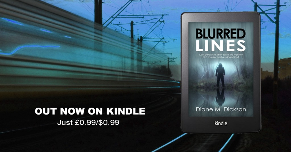 Blurred Lines by Diane Dickson