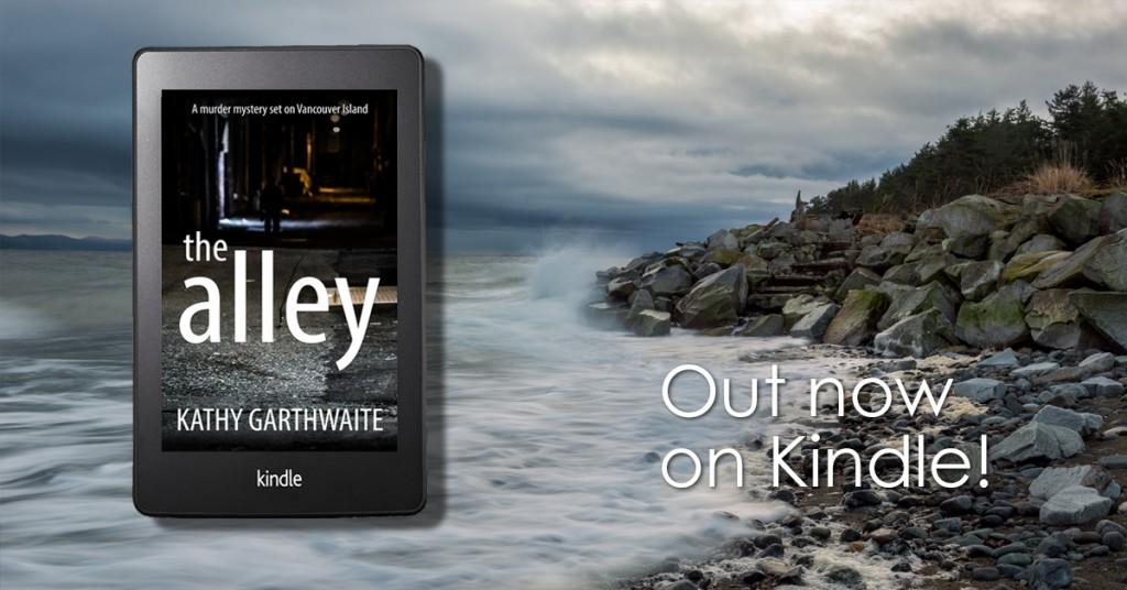 the alley by Kathy Garthwaite
