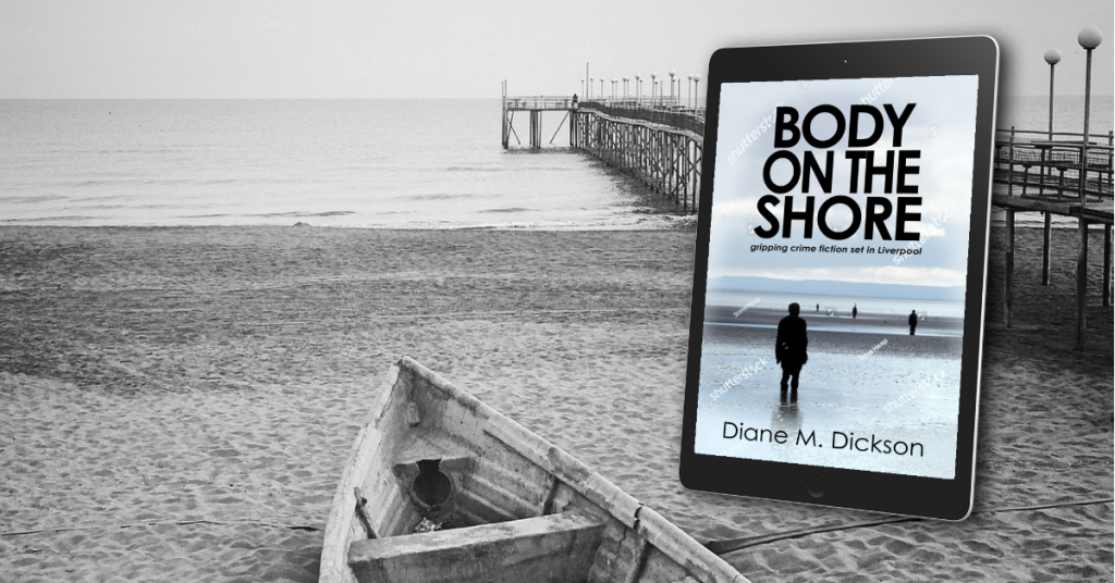 Body ont he Shore by Diane Dickson