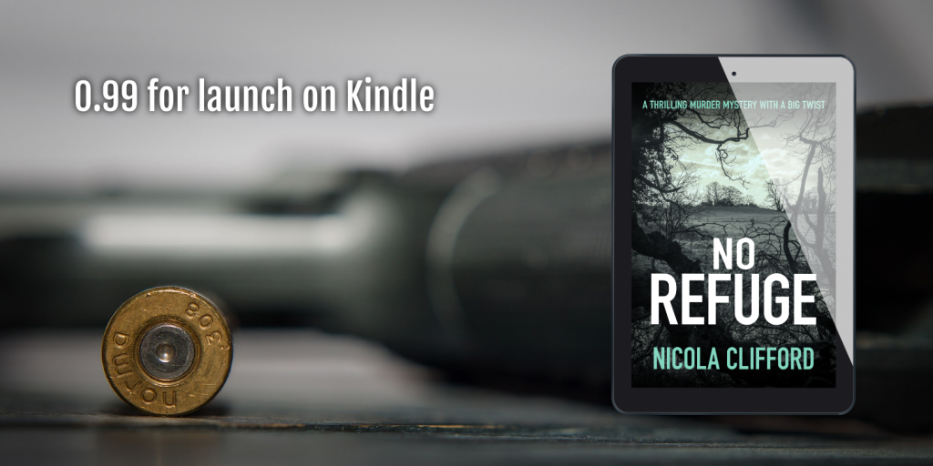 No Refuge by Nicola Clifford