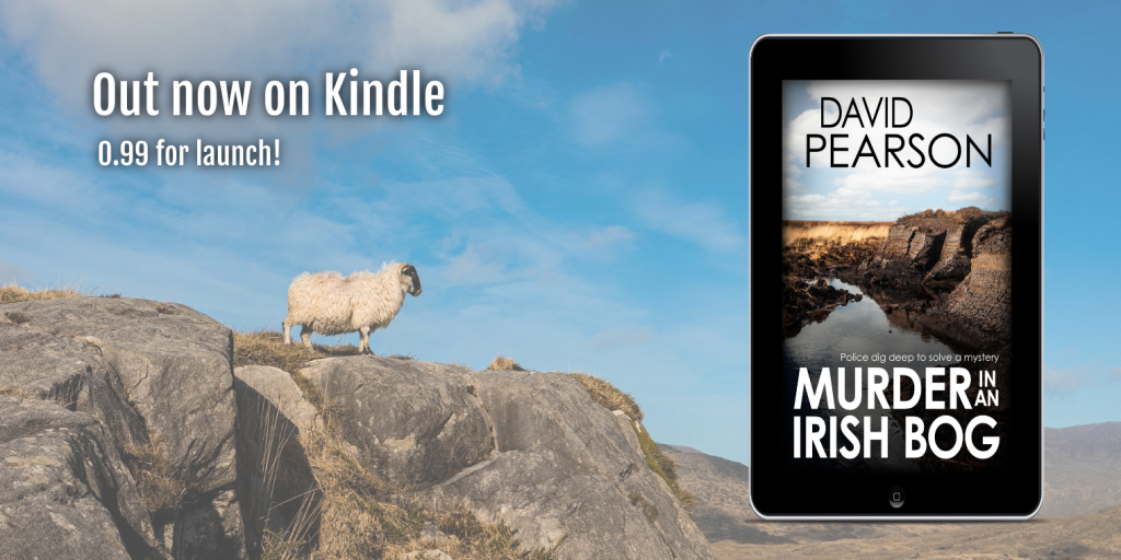 Irish author David Pearson's fifteenth book