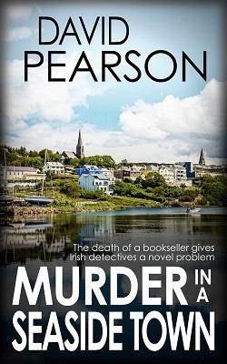 Murder in a Seaside Town by David Pearson